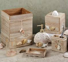 Shell Bathroom Accessories by Bamboo Bathroom Accessories Designs Bathroom Decorating Ideas