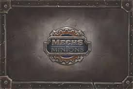 mechs minions board game boardgamegeek