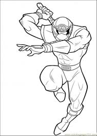 coloring pages ranger white cartoons u003e power rangers free