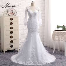 Aliexpress Com Buy Miaoduo Wedding Dress 2017 Mermaid Wedding