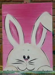 easter bunny stark art lessons