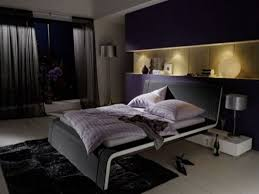 Ultra Modern Bedroom White Warm Wall Lamp Interior Bedroom With Modern King Size Headboards
