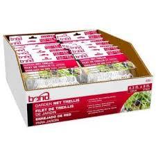 Garden Trellis Netting 5 Ft X 30 Ft Dalen Products Nylon Trellis Netting Tp 30c The