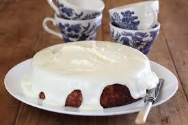 orange cake with verjuice icing maggie beer cake recipes