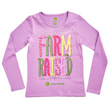 girls shirts girls 2 20 kids john deere products