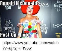 Ronald Mcdonald Phone Meme - ronald mcdonald s ak 100 hp post op photo 1 oa one of needs a