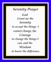 serenity prayer picture frame serenity prayer stock illustration illustration of graphic 40910883