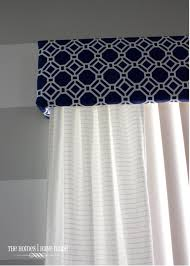 Window Box Curtains Cheap And Easy Decorative Side Panels The Homes I Made
