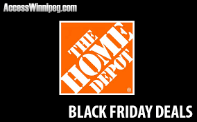 2016 home depot black friday sale home depot canada black friday deals 2016 access winnipeg