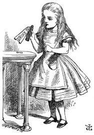alice wonderland illustrations book kind