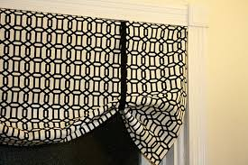 Patterns For Curtain Valances 20 Uber Easy No Sew Diy Curtains Home Design Lover