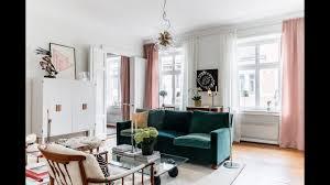 chic scandinavian apartment youtube