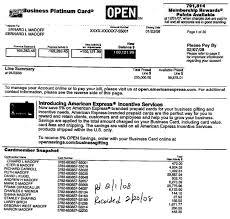 Business Platinum Card Amex Madoff U0027s Expensive Credit Card Bill