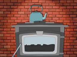 how to cook on a wood stove 6 steps with pictures wikihow