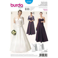 wedding dress sewing patterns burda wedding dress sewing patterns ebay