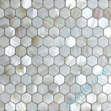 Marble Mosaic Floor Tile Hex Mosaic Tile White Of Pearl Mosaic Tiles Marble