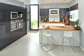 cuisine blanche sol gris table cuisine blanche 00 meubre bar cuisine americaine sol en gris