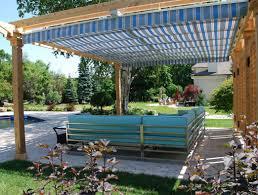top pergola shade options tags pergola awning sears patio