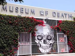 museum of museum of facts about the home to serial killer memorabilia