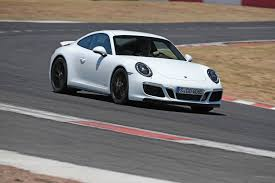 porsche 2017 white 2017 porsche 911 carrera 4 gts review gtspirit