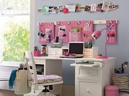 bedroom attractive teenage bedroom design with corner white desk inside desks for teenage bedroom