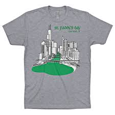 chicago st patrick u0027s day chitown clothing