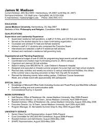 Best Resume Format With Photo by Student Affairs Resume Best Resume Collection
