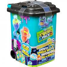 trash pack ghostly wheelie bin trash pack