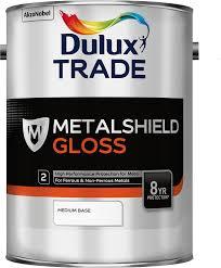 dulux trade metalshield gloss dulux decorator centre