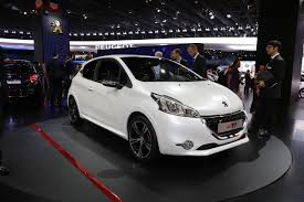 peugeot 208 gti 2013 2013 peugeot 208 gti limited edition already sold out