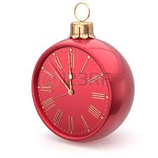 new year s clock midnight countdown decoration