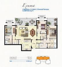 Floor Plan Of Spa Residences Bay Colony Juno Beach Luxury Condo Residences