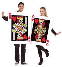 king and queen of hearts costume buycostumes com