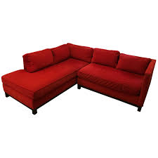 Red Sofa Set Png Viyet Designer Furniture Seating Mitchell Gold Bob