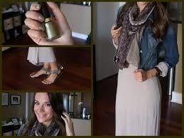 ootd maxi dress jean jacket scarf youtube