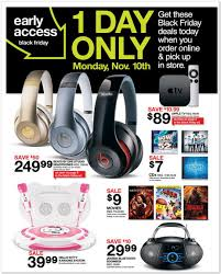 black friday 2016 target beats solo target is giving away money to get you to shop u2014 and their black