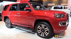 2013 4runner Limited Interior 2015 Toyota 4runner Limited Exterior And Interior Walkaround