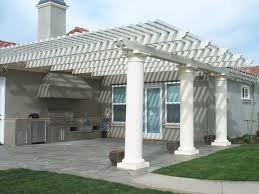 Louvered Patio Roof Patio 57 Covered Patio Kits With White Louvered Patio Cover