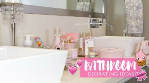 girly bathroom ideas bathroom makeover girly decorating ideas slmissglam