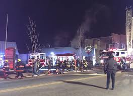 fire damages hackettstown nail salon new jersey herald