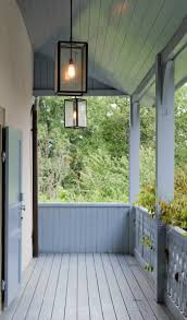 Exterior Pendant Lighting Square Antique Outdoor Pendant Lights In A Porch Artenzo