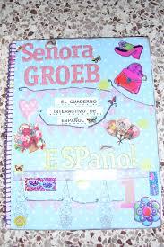 homework and notes spanish with señora obregón