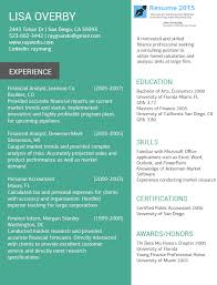 A Resume Example by Online Resume Examples For 2015 Http Www Resume2015 Com Online