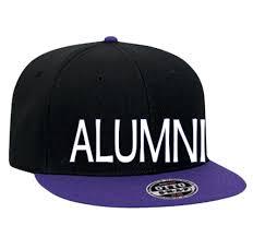 kid ink alumni snapback alumni kid ink snapback flat bill hat 125 978 custom heat