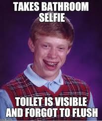 Bathroom Selfie Meme - why do chicks take selfies in the bathroom imgflip