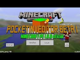 pocket inv editor pro apk pocketinveditor beta 1 para minecraft pe 1 0 0 oficial