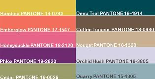 borrowing color palettes fashion industry jewelry
