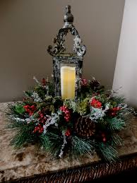 lantern centerpiece christmas pinterest lantern centerpieces