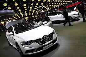 renault talisman 2017 night renault signs deal for venture in iran as its economy opens 680 news
