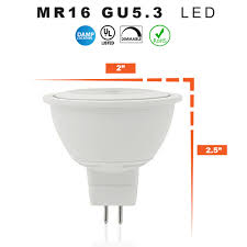 led mr16 light bulb dimmable pick wattage and color temperature